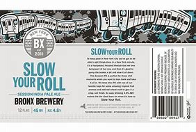 Image result for bronx slow your roll