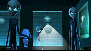 Image result for alien being in house
