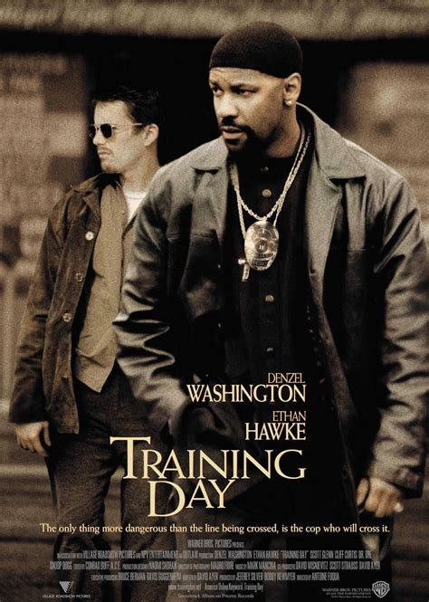 Image result for images poster movie training day
