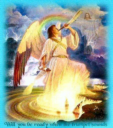 Image result for the Seventh angel blew his trumpet,