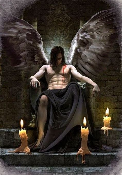 Image result for the sinful fallen angel