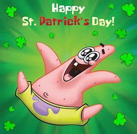 Image result for st. patrick's day memes