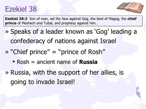 Image result for who is Rosh in the bible Gig and Magog