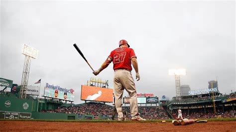 Image result for mookie betts and mike trout