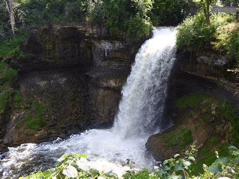 Image result for minnehaha falls images