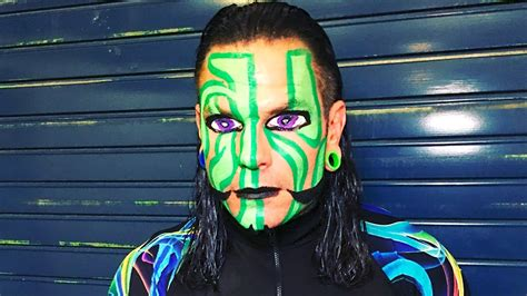Image result for jeff hardy face paint