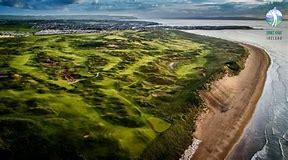 Image result for Royal Portrush Golf Club overcast