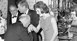 Image result for Images JFK with Pablo Casals. Size: 206 x 110. Source: jfk50.blogspot.com