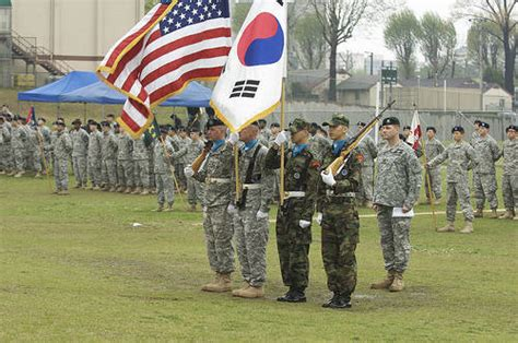 Image result for images of u s forces in south korea