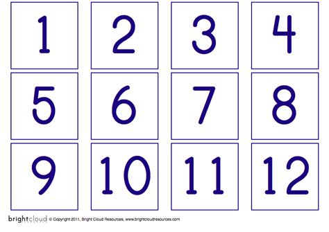 Image result for images of numbers 1-100