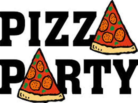 Image result for pizza party clipart