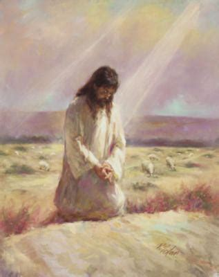 Image result for Jesus and the Father on the Holy Mount
