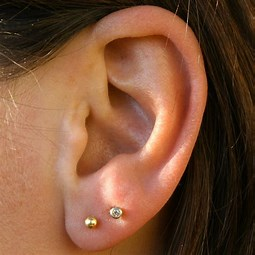 Image result for Ear Piercing images free. Size: 204 x 204. Source: clipground.com