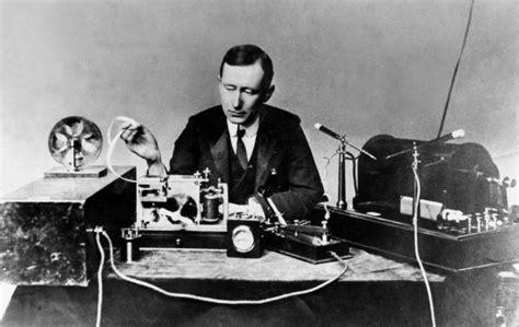 Image result for Guglielmo Marconi Radio