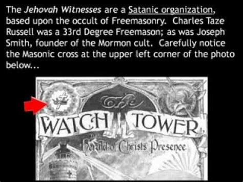 Image result for jehovah witness cult exposed