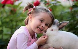 Image result for children playing in nature with farm animals