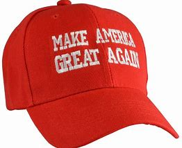 Image result for wikicommons images Make America Great Hat