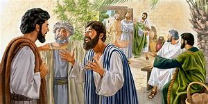 Image result for James the disciple of jesus witnessing to the gentiles