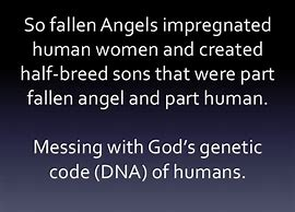 Image result for MESSING WITH dna is messing with GOD