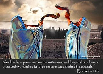 Image result for The Two witnesses