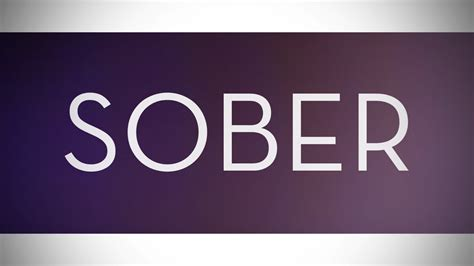 Image result for Be Sober