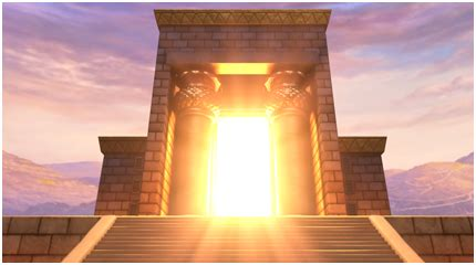 Image result for the Glory of the Lord filled Solomon's TEmple