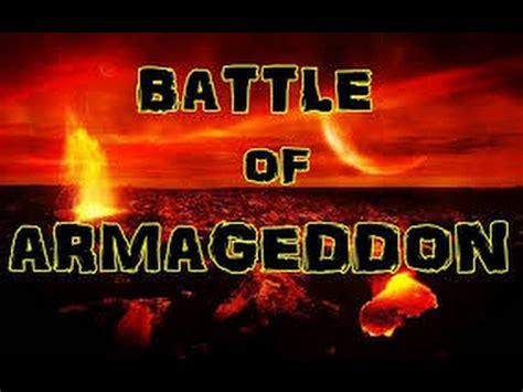 Image result for Armageddon War