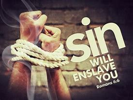 Image result for  slave to sin
