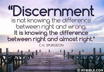 Image result for Pray for discernment