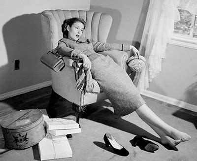 Image result for image of exhausted shopper