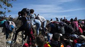 Image result for Us Mexico Border Crisis