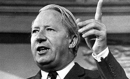 Image result for ted heath images