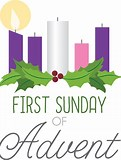 Image result for when is the first sunday in advent 2020