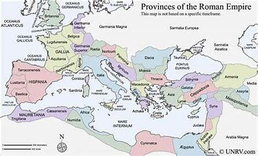 Image result for roman empire administration provinces