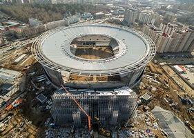 world cup stadium ekaterinburg arena russia