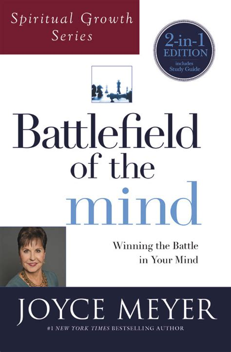 Image result for joyce meyer the battlefield of the mind