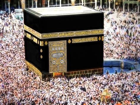 Image result for mecca and the black cube