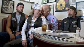 Image result for biden groping biker