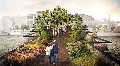 Image result for london garden bridge