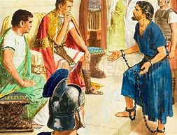 Image result for paul and silas in the marketplace in the bible