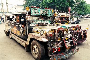 Image result for manila jeepney image