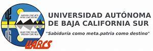 Resultado de imagen de logo de la universidad de baja california sur