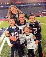 Image result for Tom Brady Family
