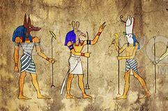 Image result for egptian gods half animal