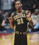 Image result for Indiana Pacers Reggie Miller