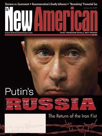 Image result for the new american mag