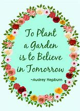 Image result for quotes about garden