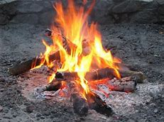 Image result for camp fire sea