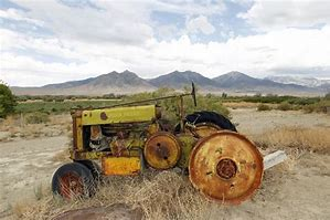 Image result for images old ranch abandoned tractors