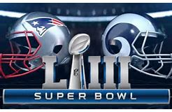 It's Time! Patriots, Rams set to square off in Super Bowl